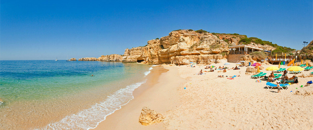 Beautiful Algarve Beach